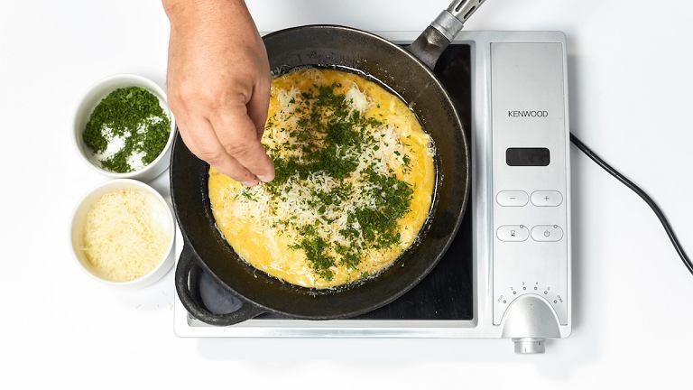 Jak zrobić dobry omlet? 3 sposoby