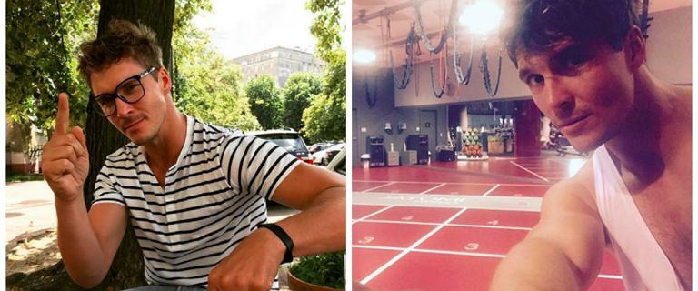 Przystojny Mikołaj Roznerski ostro ćwiczy na siłowni, ale właśnie zaczął inne treningi. Fani pytają Kiedy KSW? Będzie jak Strachu z Pittbula?