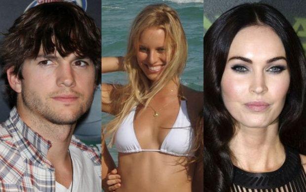 Ashton Kutcher ma zro�ni�te palce u st�p, Karolina Kurkova nie ma p�pka, a Megan Fox...