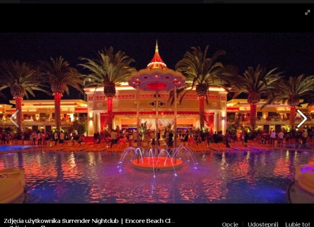 Surrender Nightclub   Encore Beach Club