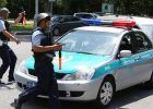 Rozpocz�� si� proces terroryst�w w Kazachstanie