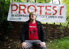 Strajk pomocy społecznej: atakowani, molestowani, mobbingowani. Pracują za 1700 zł