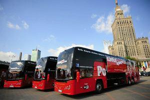 Polski Bus nie odpuszcza konkurencji. Łączy siły z PKS Polonus. 23 nowe trasy w Polsce i za granicą