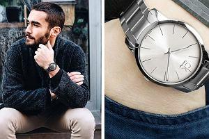 Calvin Klein - świetne modele zegarków dla mężczyzn teraz w przecenie!