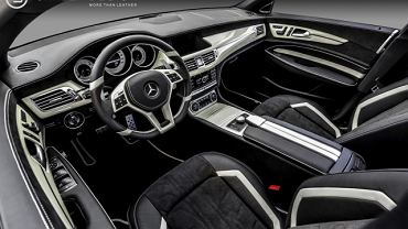 Mercedes CLS White Pearl