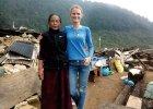 Działaczka humanitarna Marta Kaszubska: Chyba gonię katastrofy