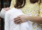 Royal baby. Ksi�na Kate urodzi�a c�rk�. Ju� pokaza�a j� poddanym