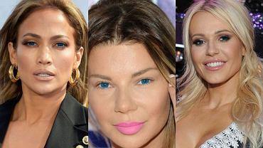 Jak wyglądałyby z niebieskimi oczami?