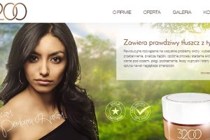 Pi�kna aktorka promuje w Polsce krem z t�uszczu tygrysa. Pomaga na wszystko, od pieg�w po tr�dzik