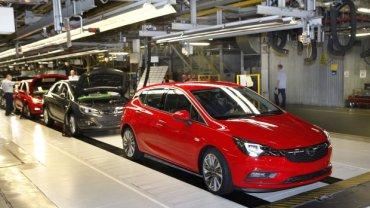 Opel Gliwice. Produkcja Astry nowej generacji