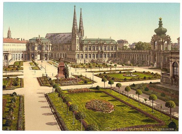 Zdjęcie numer 3 w galerii - Niemieckie miasta pod koniec XIX w. A wśród nich Gdańsk, Szczecin i Wrocław [ZDJĘCIA]