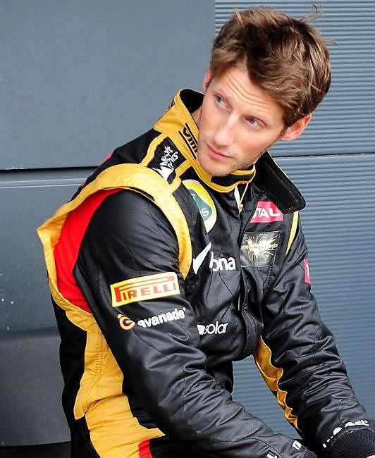 Romain Grosjean - Actress Wallpapers