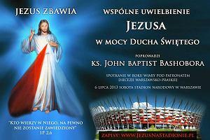 """""""Jezus na Narodowym""""? Obirek: Przebudzenie religijne wida� w krajach o niskiej kulturze"""