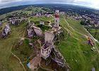 Unia Europejska podniesie z ruiny polskie zamki na Jurze: Mirów i Olsztyn