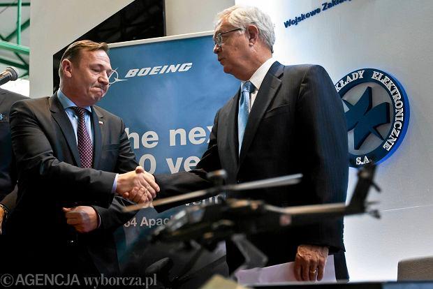 Boeing podpisał umowę z Polską. Ma zmienić przemysł zbrojeniowy