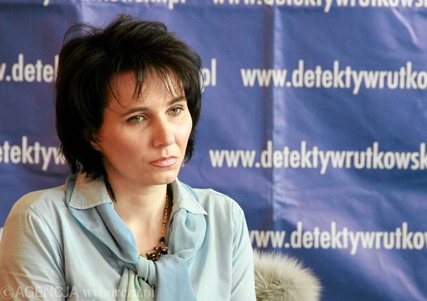 Wies�awa Dargiewicz, matka dziecka ksi�dza Irka
