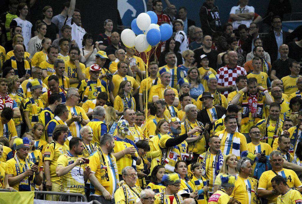 Kolonia, Niemcy. Final Four Velux EHF Ligi Mistrzów piłkarzy ręcznych