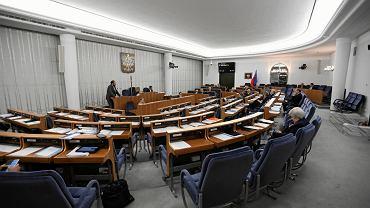 16.04.2018, Senat przegłosował ustawy o Sądzie Najwyższym.