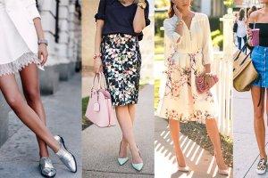 Jak dobrać buty do spódnicy? Sprawdzone porady na każdą sytuację