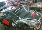 Dla Kubicy zmodyfikowali C4 WRC