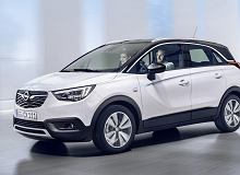 Opel Crossland X | Następca Merivy