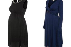 Eleganckie sukienki dla pa� w ci��y