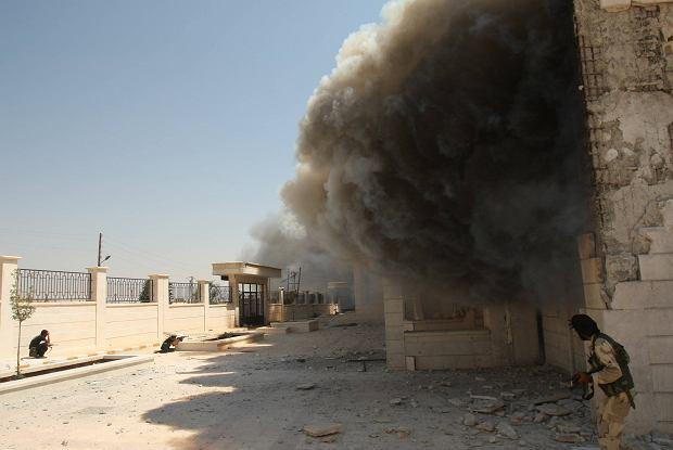Radykałowie w Syrii mordują cywilów