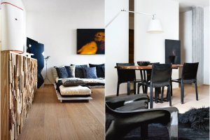 Wnętrza: weekendowy apartament w Toskanii