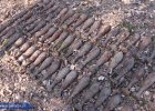 500 kg materia��w wybuchowych w podwarszawskim lesie