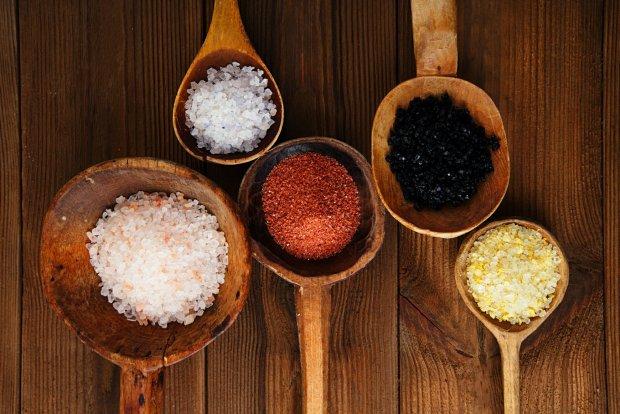 Sól himalajska też szkodzi, tylko za większe pieniądze