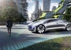 Mercedes-Benz F 015 | Luksus nabiera nowego znaczenia