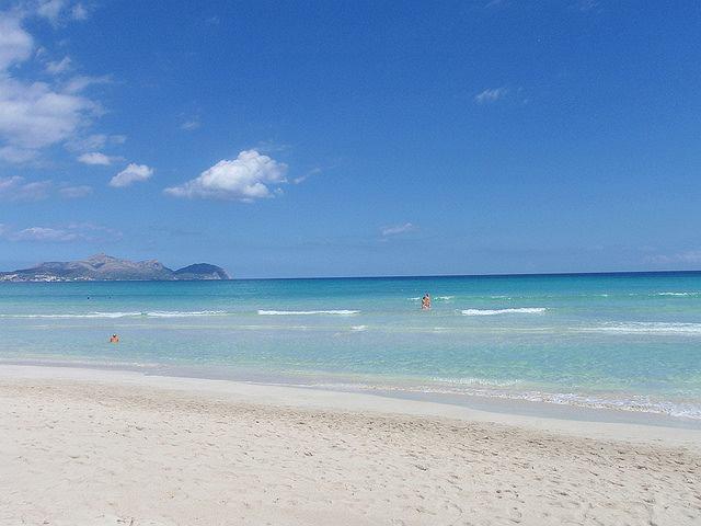 10. Playa de Muro Beach, Hiszpania