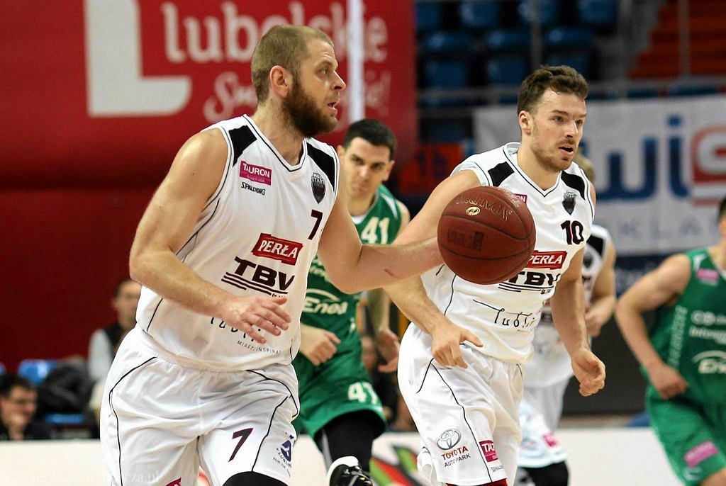 Start Lublin - Stelmet Zielona Góra 82:78