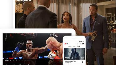 YouTube TV - telewizja YouTube