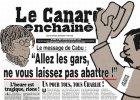 """""""Teraz wasza kolej"""". Gro�by pod adresem najwi�kszego tygodnika satyrycznego we Francji"""