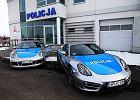 A jednak! Dwa Porsche trafi� do policji