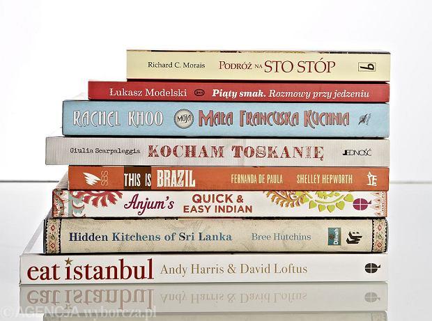 Książki kulinarne na styczeń