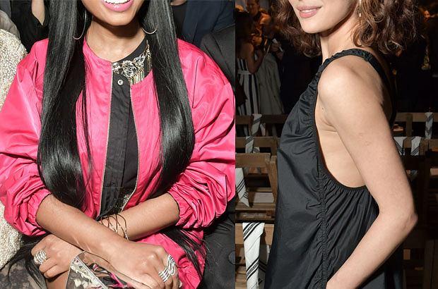 Nicki Minaj i Olga Kurylenko