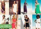 Sukienki H&M na wiosnę i lato 2013 do 100 zł