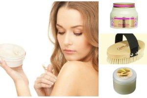 Jak poprawić gładkość skóry? Przegląd szczotek do masażu i peelingów do ciała
