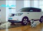 Wideo | Kia Soul EV | elektryczny samoch�d i pies