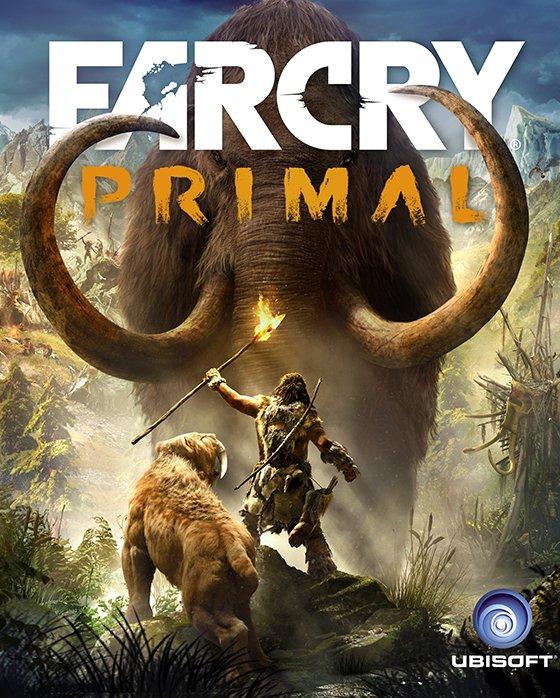 Far Cry: Primal - okładka