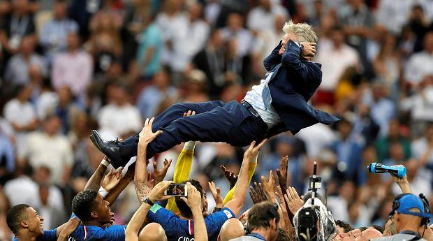 Mundial 2018. Francja zdobyła mistrzostwo świata