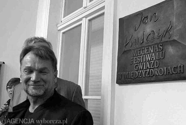 Jan Kulczyk nie �yje. By�y prezes MTP: Pozna� wiele mu zawdzi�cza