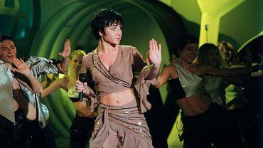 Przedstawiciele disco polu na opolskim festiwalu już śpiewali. Shazza w 1999 i 2001 roku.