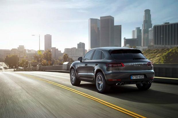Salon Los Angeles 2013 | Porsche Macan