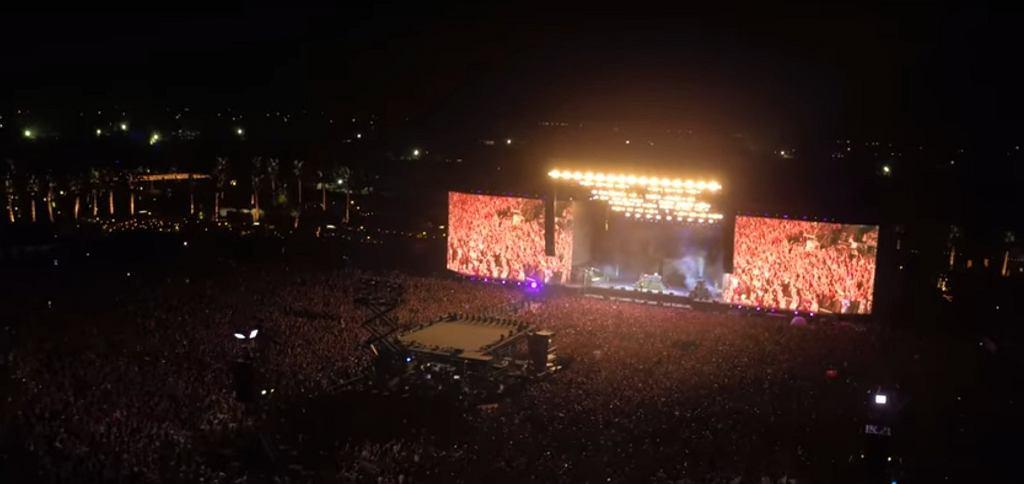Coachella / screen z YouTube