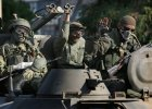 Ze wschodniej Ukrainy na defilad� do Moskwy?