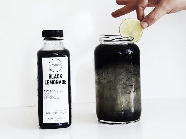 Czarna lemoniada wspomaga detoks organizmu (Aga Szymczak)