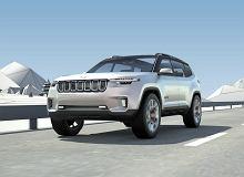 Jeep Yuntu | Specjalnie dla Chin